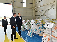 Gilan feed processing factory opening