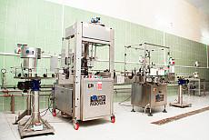 Завод по переработке оливок