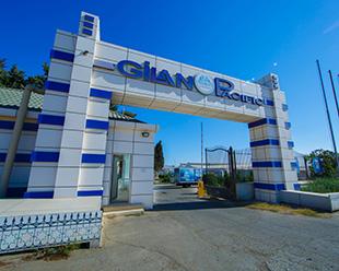 Строительная компания<br> Gilan Pacific