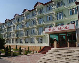 Отель Gabala