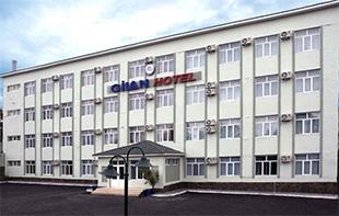 Отель Gilan
