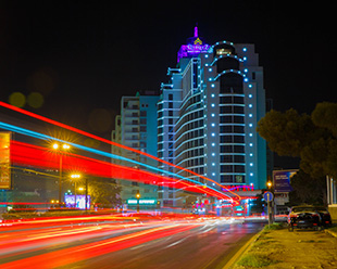 Qafqaz Baku City <br>Hotel & Residences