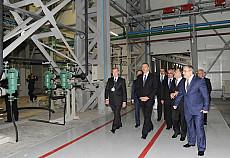 Gilan Seramik Parkının açılışı