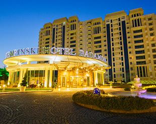 Kempinski Hotel Badamdar
