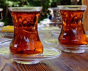 Gilan Çay istehsalı