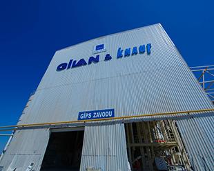 Gilan & Knauf <br>plasterboards